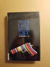 When I Was the Greatest by Jason Reynolds (2014, Hardcover) -- First Edition