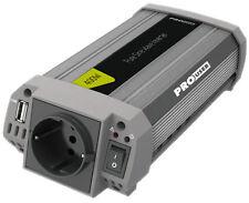 PRO-USER Spannungswandler PSI400   Reine Sinuswelle 400 Watt 12V DC auf 230V AC
