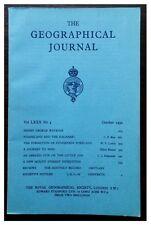 1932 HENRY GEORGE WATKINS - Obituary - ARCTIC EXPLORER - Greenland - 10