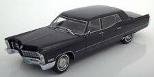 1967 Cadillac Fleetwood 75 Saloon Black by BoS Models LE of 504 1/18 Scale New!