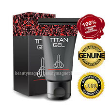 FDA Approved TITAN GEL with Hologram Free Instruction Manual FREESHIP