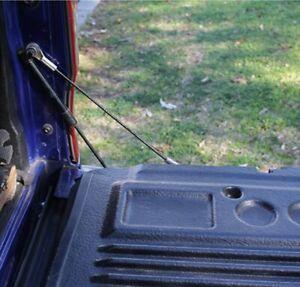Drivetech 4x4 by RIVAL Tailgate Assist Kit fits Isuzu D-max 2011 On DT-TGA04 ...