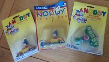 ERTL Noddy in Car or Big Ears in Plane Vintage Toys - Brand New in Packaging !!