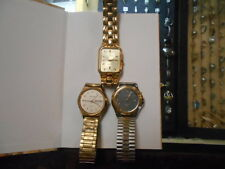 2-Elgin And 1-Bulova Automatic-2 Work Very Good, Other Needs Work