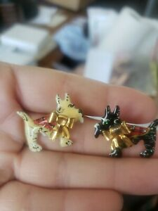 Lunch at the Ritz Earrings - Scottie Dogs - Signed