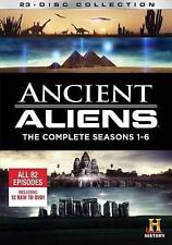 Ancient Aliens: The Complete Seasons 1-6 DVD 23-Disc Collection 82 Episodes