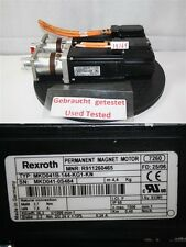 Rexroth mkd041b-144-kg1-kn motor cinemático servo motor