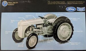 The Ford 9N with Ferguson System - Precision Series