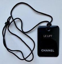 CHANEL pendant necklace charm le lift rare VIP GIFT