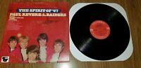 PAUL REVERE & THE RAIDERS / Spirit Of '67 / CS 9395 33rpm  Vinyl LP