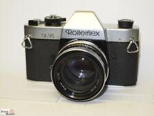 Rollei Rolleiflex sl35 (GERMANY) Objectif Carl Zeiss Planar THF 1,4/50 (comme neuf)