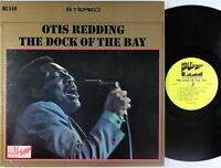 "OTIS REDDING~""SITTING ON THE DOCK OF BAY""~ORIG 1968 STEREO~VOLT S-419 ~""VG+""LP!"