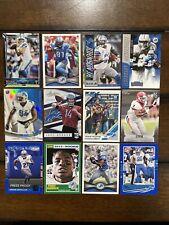 Detroit Lions 12 Card Lot Matthew Stafford Calvin Johnson Barry Sanders Nice!