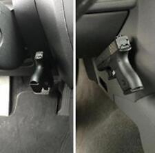 Gun Magnet Pistol Holder Holster under Bed Desk Door Table Car Wall normal