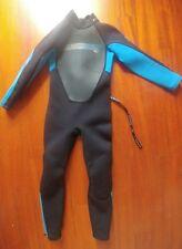 Muta Oneill 6 anni Eu 37 38 UK5   Bifoderata 3mm. maniche e gambe  lunghe blu