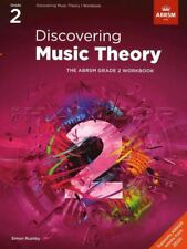More details for discovering music theory abrsm grade 2 workbook from 2020 same day dispatch