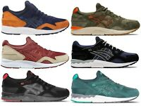 SCARPE SHOES ASICS  GEL LYTE V 5 100% LEATHER HL7B3 ONITSUKA TIGER LIMITED
