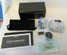 RARE Olympus O Product 35mm f/3.5 Point & Shoot Camera Set NEW IN BOX!