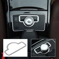 Center Console Multimedia Switch trim fit BENZ W204 W212 W218 C E CLS GLK Class