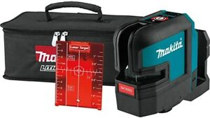 Makita SK105DZ 10.8/12V MAX CXT Self Leveling Cross Line Red Laser Level New