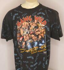 Vtg 1994 Hawg Wild Party Time Daytona Beach Pigs Harley Bike Week 3D Emblem XXL
