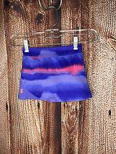 Under Armour Heat Gear Baby Girls Purple Skort Skirt Size 24 Months Heargear
