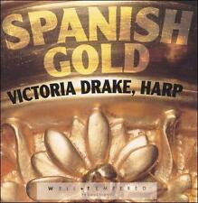 FREE US SHIP. on ANY 3+ CDs! NEW CD : Spanish Gold: Spanish Music for Harp [HDCD