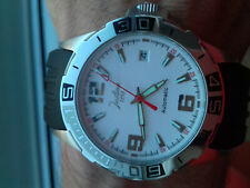 Justina 6350-8215 AUTOMATIC DIVER VINTAGE COLLECTION NOS MONTRE WATCH SWISS MADE