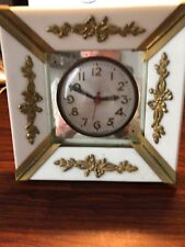 ANTIQUE VINTAGE ART DECO SESSIONS CLOCK- SHELF OR MANTEL - MADE IN U.S.A.