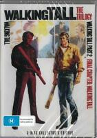 WALKING TALL THE TRILOGY - NEW & SEALED DVD - FREE LOCAL POST