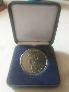 Liverpool 800th Bithday Commemorative Coin 1207-2007 In Box