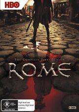 Rome : Season 1 (DVD, 2007, 6-Disc Set)