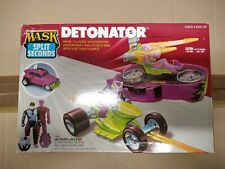 M.a.s.k. kenner detonator u.s. version box