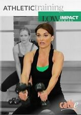CATHE FRIEDRICH LOW IMPACT SERIES ATHLETIC TRAINING DVD NEW SEALED WORKOUT