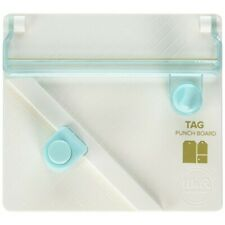 We R Memory Keepers Tag Punch Board-