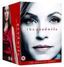 The Good Wife . Complete Season 1 2 3 4 5 6 7 . Staffel 1-7 . 42 DVD . NEU . OVP