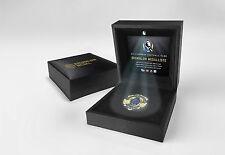 Collingwood OFFICIAL Replica Brownlow Medallion in LED Black Box - Dane Swan
