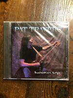 Pat Travers - Lookin Up - CD - New SEALED BLUES ROCK