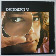 EUMIR DEODATO-Deodato 2 LP Jazz Funk Label CTI 73 NM