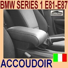 BMW SERIES 1 E81-E87 - accoudoir et stockage pour -armrest -apoyabrazos -Italy-@