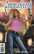 Emma Frost #9 (NM)`04 Bollers/ Pagulayan