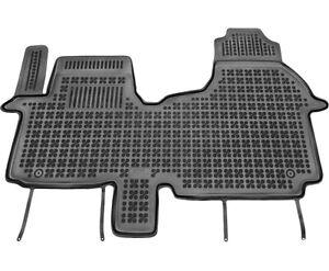 3D TAPIS CAOUTCHOUC pour Opel Vivaro II / Renault Trafic III depuis 2014