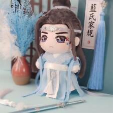 The Untamed Mo Dao Zu Shi Wei Ying Wuxian Lan Zhan Wangji Cosplay Doll Clothes