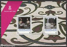 Nederland 2016 Postset 3012 Paleis Het Loo  museum en tuinen - in envelop