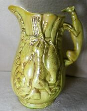 bird dog/pointer dog water pitcher 1970 - very detail and so beautiful