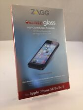 Zagg Invisible Shield vidrio protector de pantalla para Apple iPhone 5/5s/5c/SE