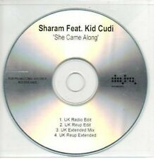 (AI81) Sharam, She Came Along ft Kid Cudi - DJ CD