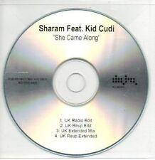 (AI81) Sharam, She Came Along ft Kid Cudi - DJ CD