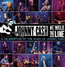 WE WALK THE LINE: A CELEBRATION OF THE MUSIC OF JOHNNY CASH (CD/DVD) [AUDIO CD]