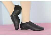 Ellis Bella Jazz shoes -- Slipstream foot length 15.0 - 26.0 cm